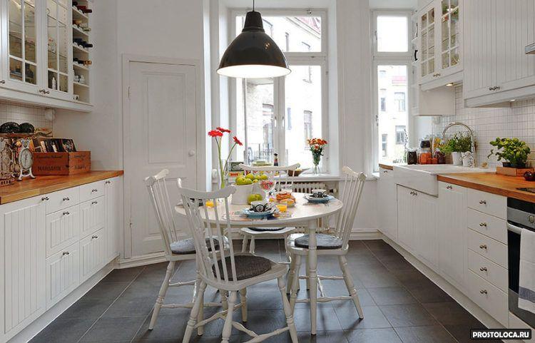 уютная кухня 2