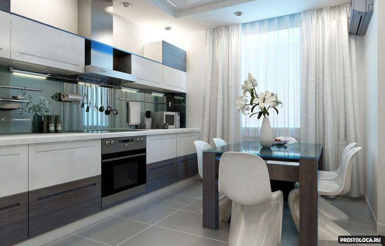 уютная кухня 5