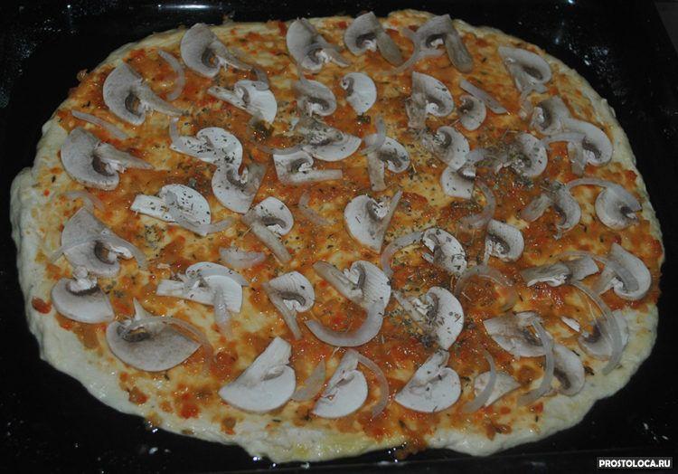 итальянская пицца 12