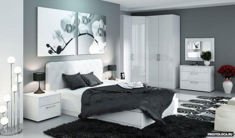 уютная спальня 12
