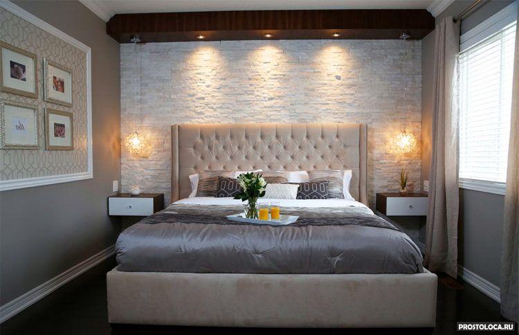 уютная спальня 13