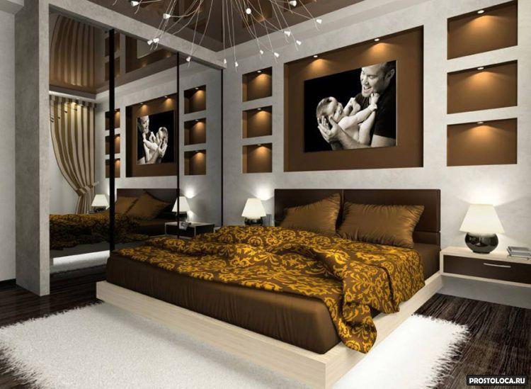 уютная спальня 6
