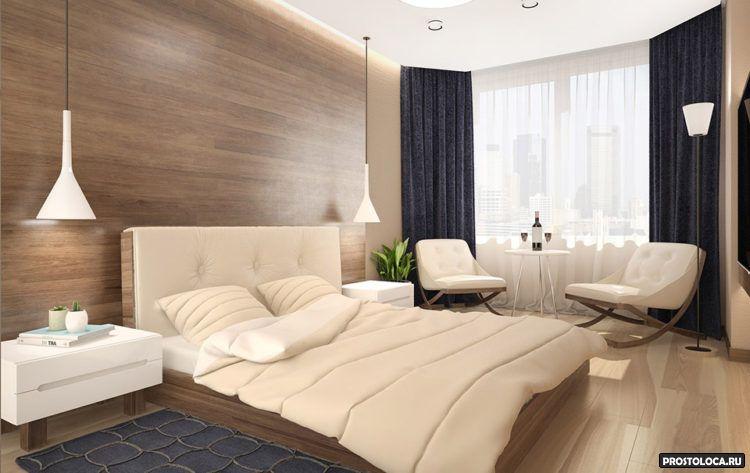 уютная спальня 8