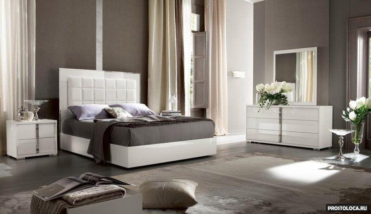 уютная спальня 9