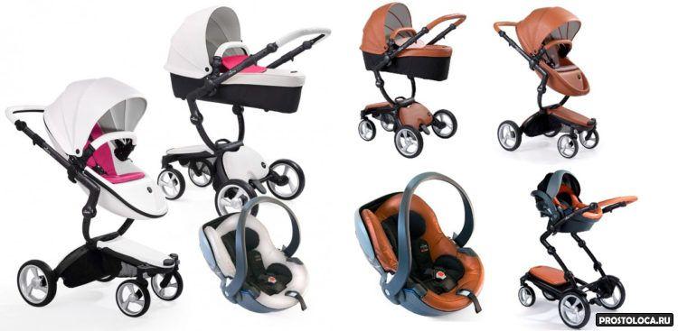 детские коляски 3 в 1 фото