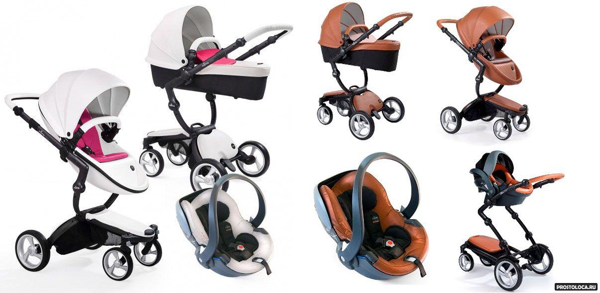 Самые удобные коляски для новорожденных отзывы