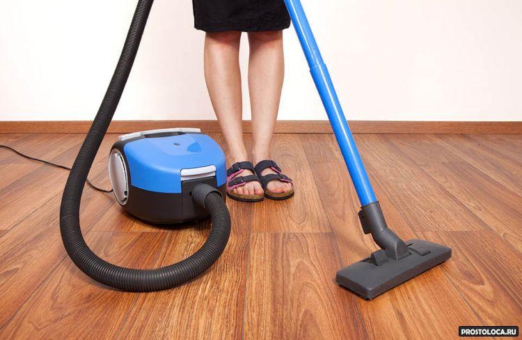 Что делать сначала мыть или пылесосить