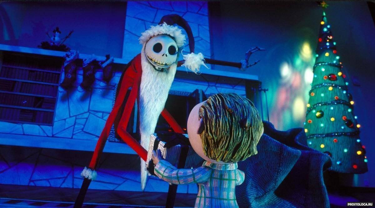 Фильмы и мультфильмы к новому году и рождеству