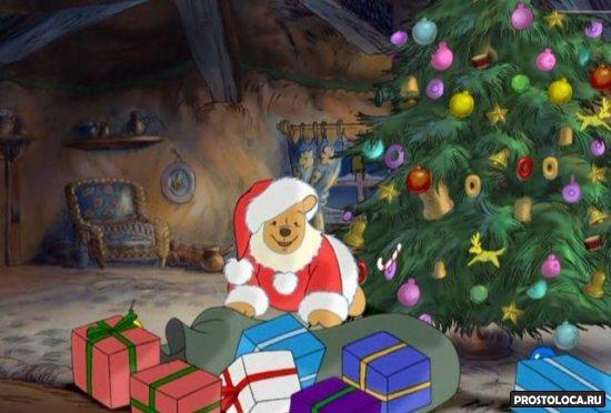 рождественские мультфильмы список