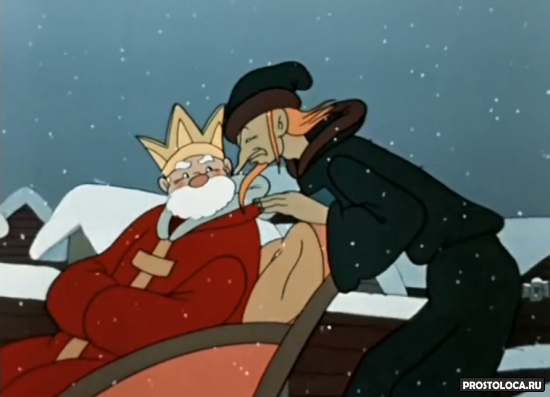 советские новогодние мультфильмы