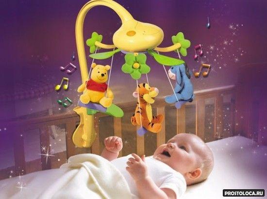 мобиль для младенца