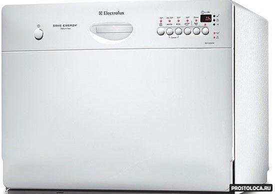 посудомоечная машина с механическим управлением