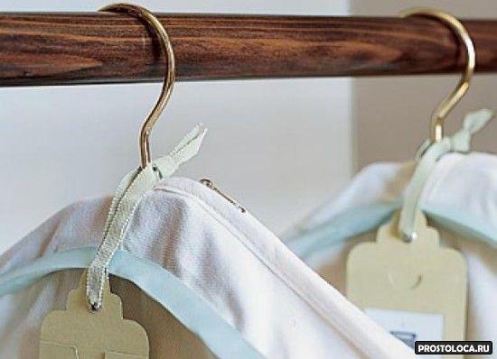 свадебное платье в шкафу