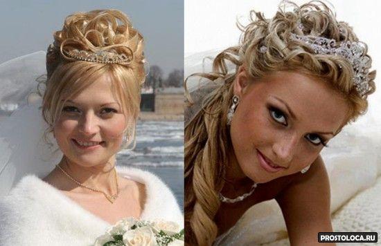 ужасная свадебная прическа 2