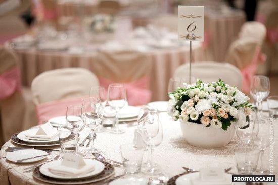 украшаем свадебнй зал