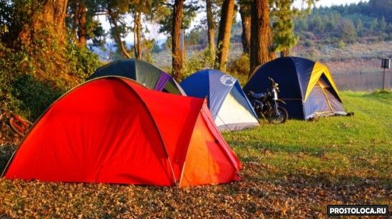 выбираем палатку 2