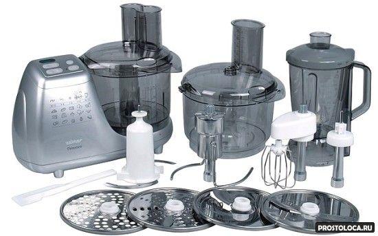 как выбрать кухонный комбайн 4