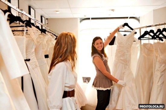 свадебное платье покупать или шить