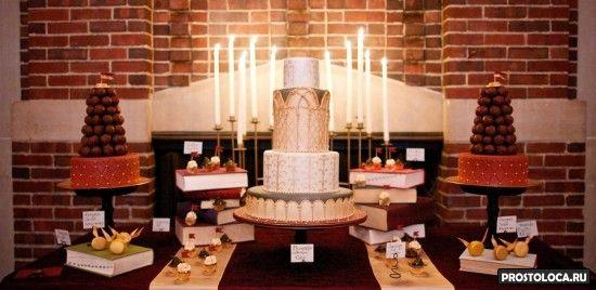 свадьба в стиле гарри поттера 8