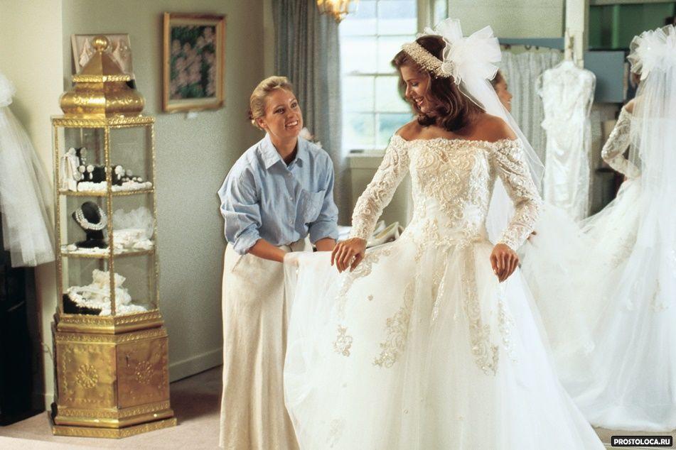 шить или покупать свадебное платье