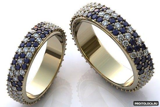 самые красивые обручальные кольца фото