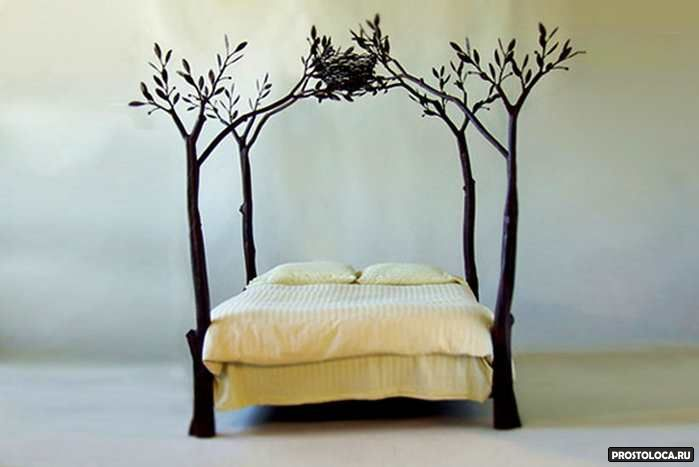эльфийская кровать