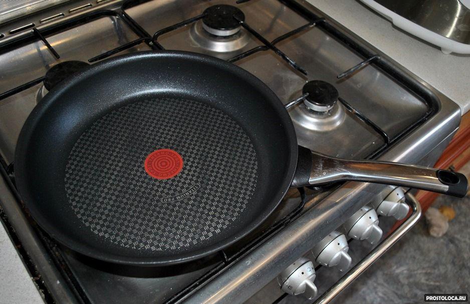сковорода Tefal talent e4400612 обзор
