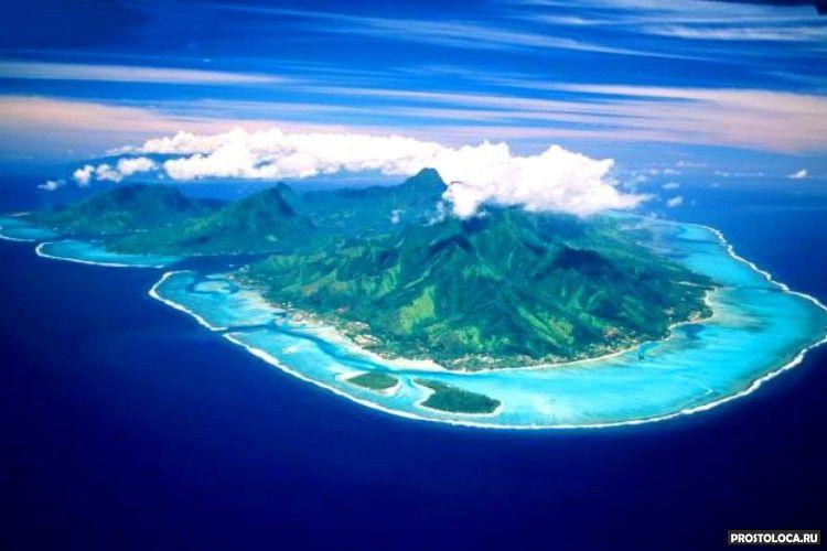 медовый месяц на таити