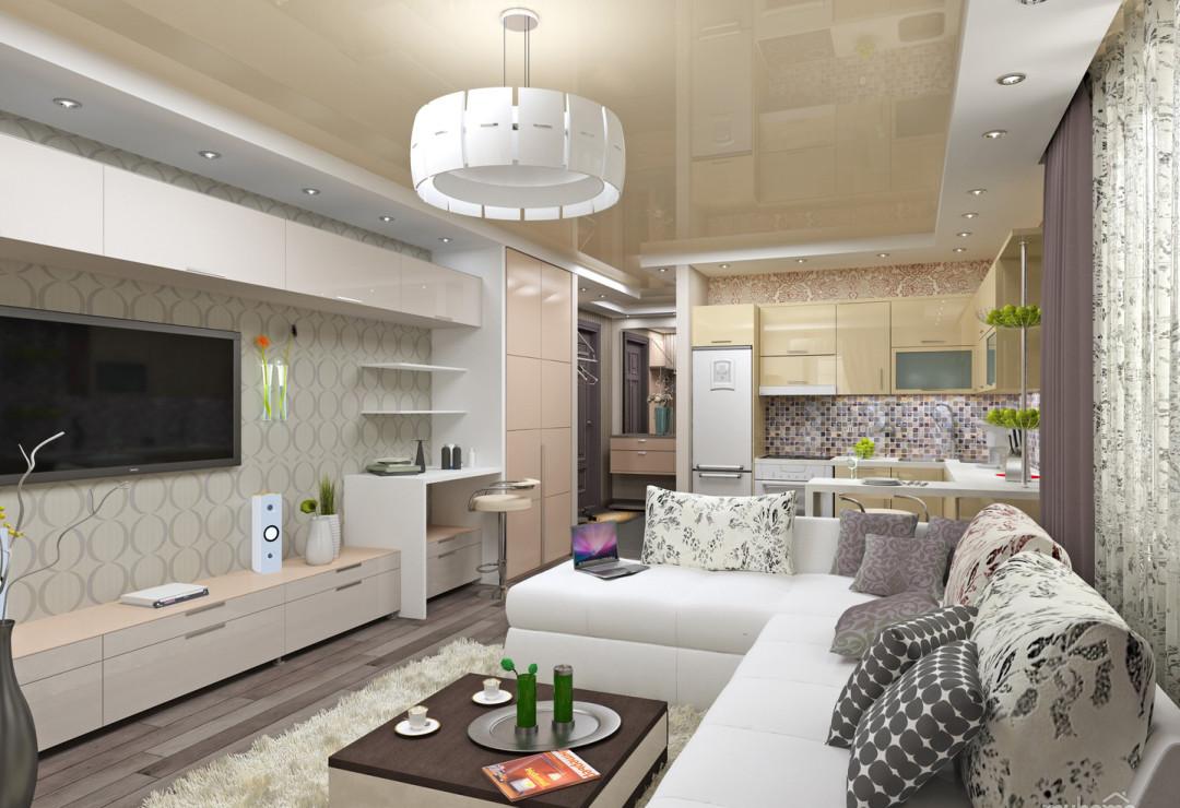 Дизайн спален в квартире 25 кв м