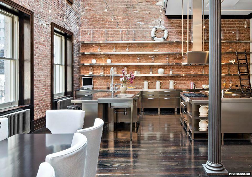 21 idées de cuisine pour votre loft  blog déco amp lofts