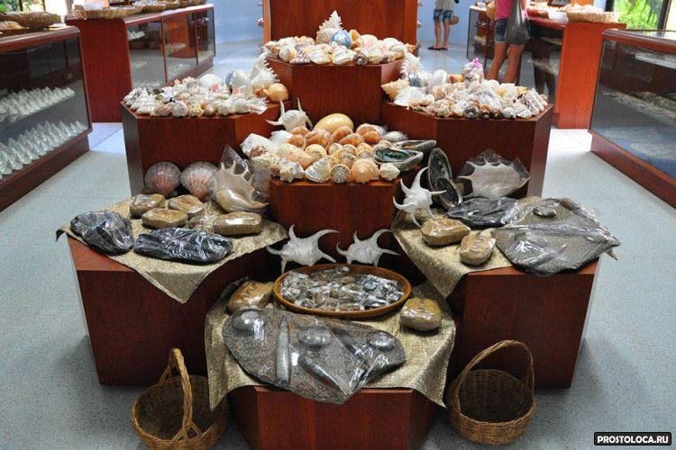 остров пхукет музей раковин