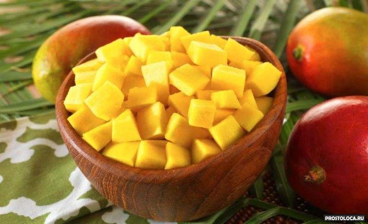 самые полезные фрукты 5