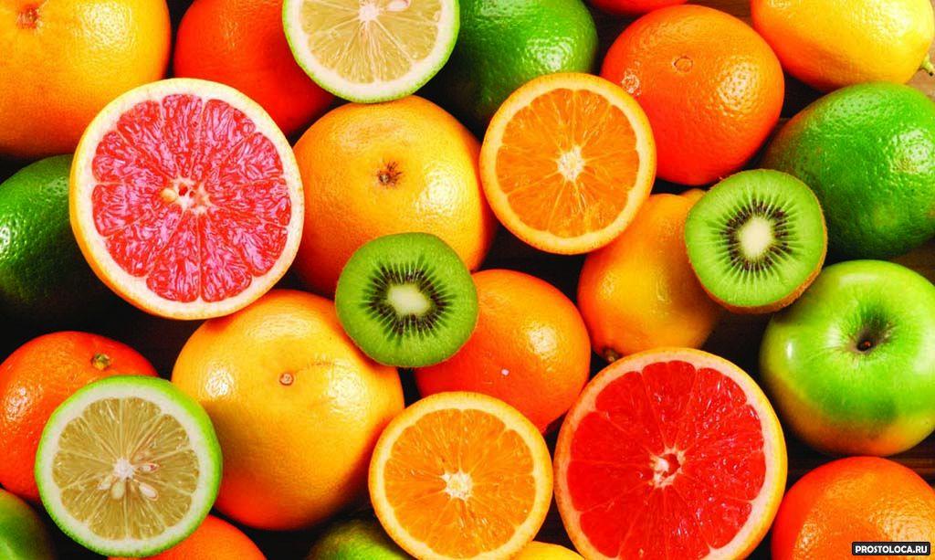 самые полезные фрукты 7