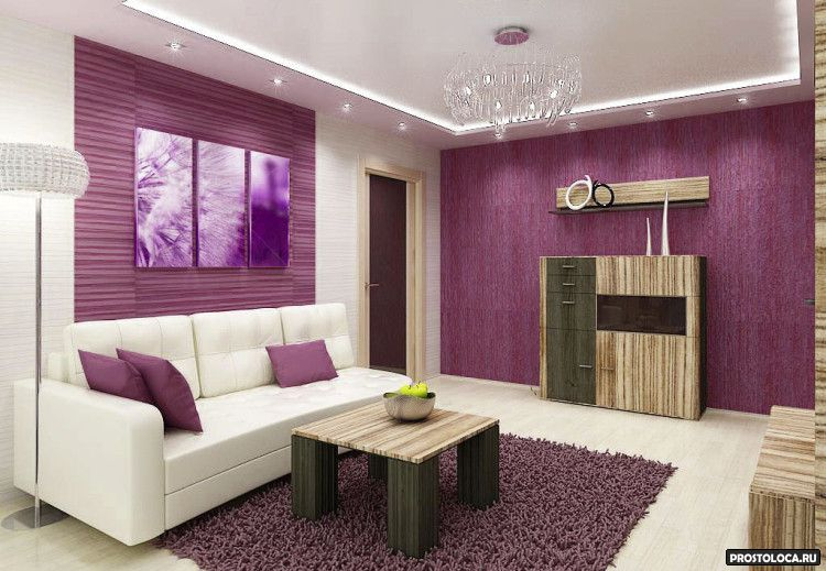 цвет гостиной 4
