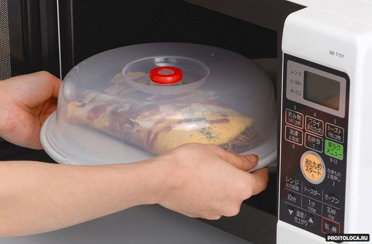 посуда для микроволновки 4