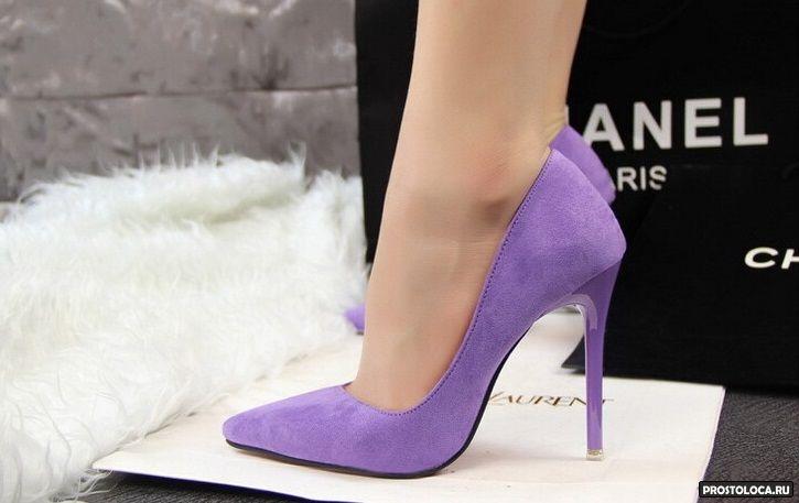 Как определить свой размер обуви женский
