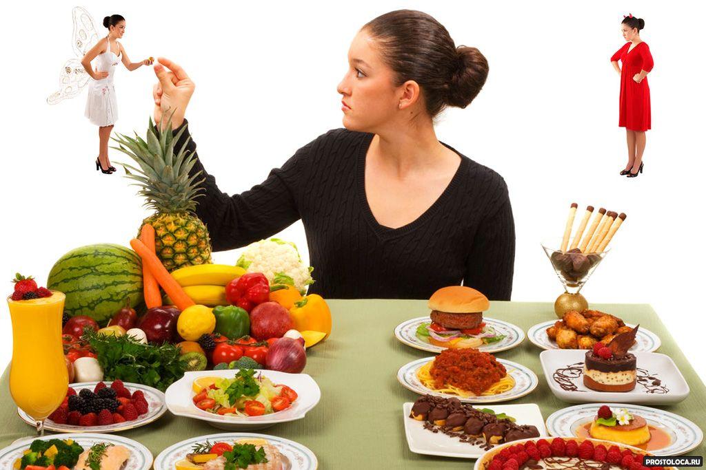 какие продукты исключить чтобы похудеть список