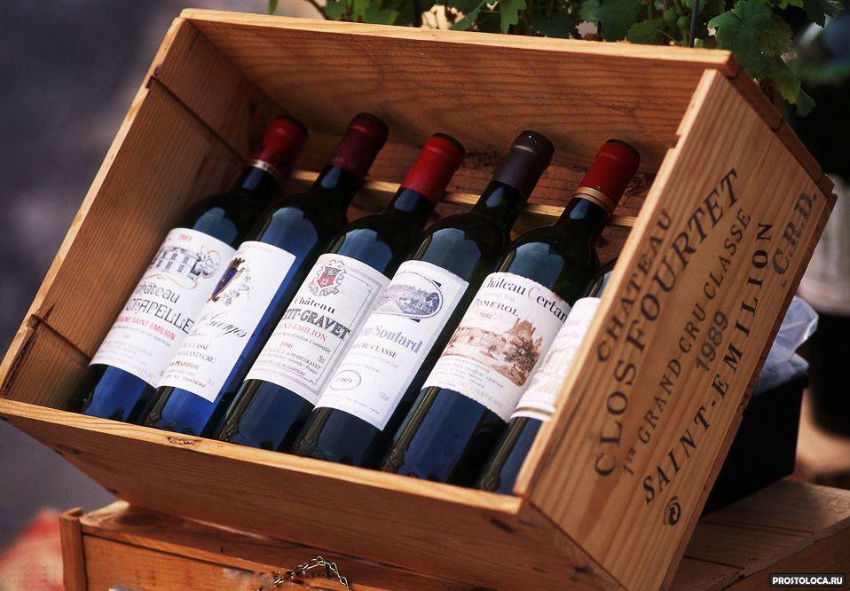 в какие бутылки укупоривать вино