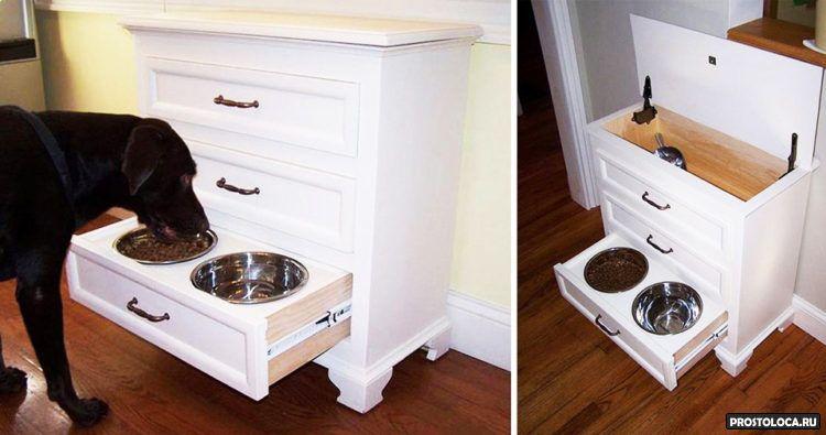необычные ящики для кухни 2