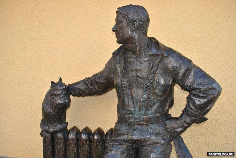 скульптура на соборном