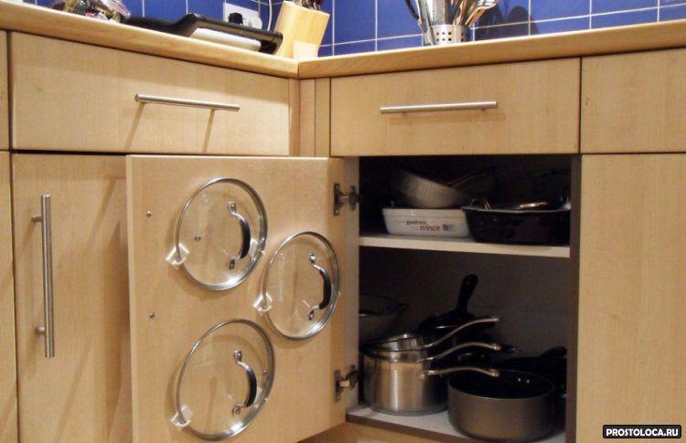 удобные шкафы для кухни