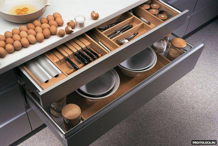 удобные ящики для кухни 4