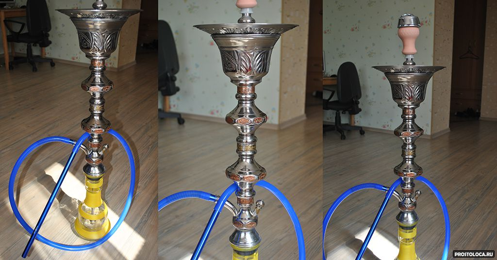 khalil mamoon double decker ice pot