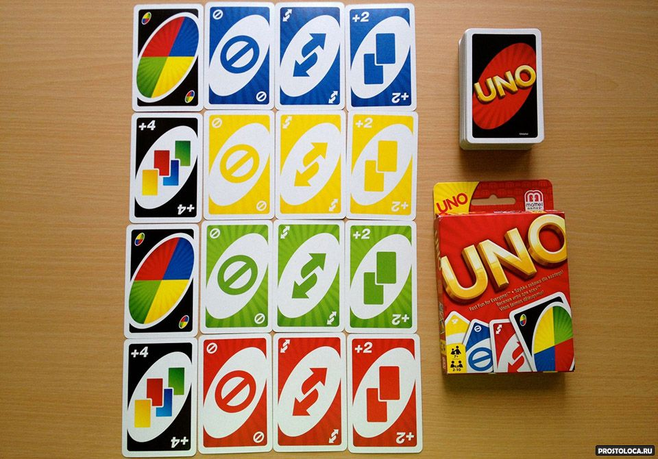 Настольные карточные игры своими руками