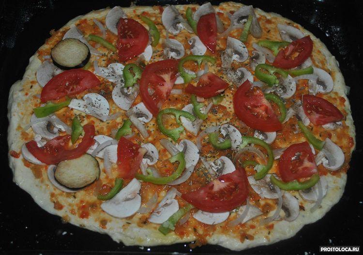 итальянская пицца 13