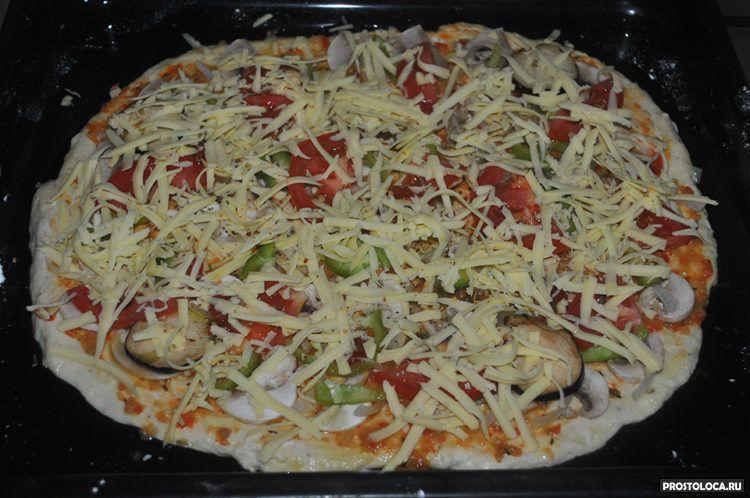 итальянская пицца 15