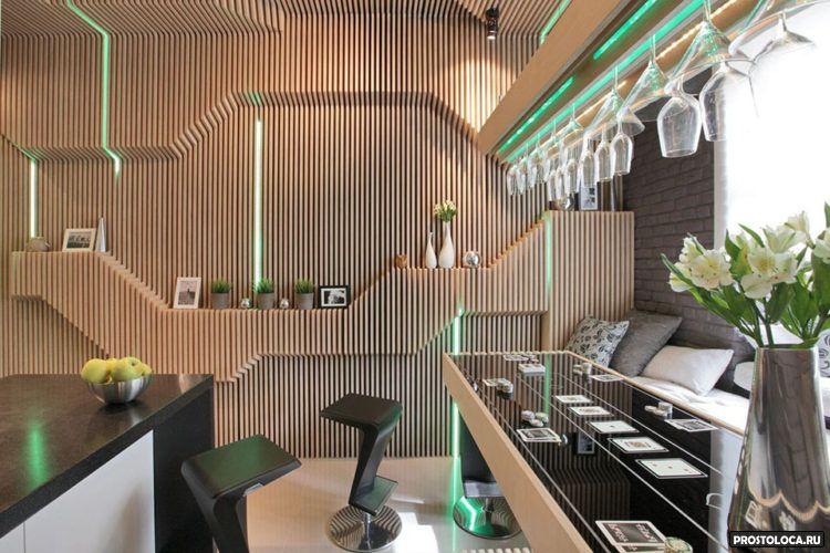 необычные кухни 7