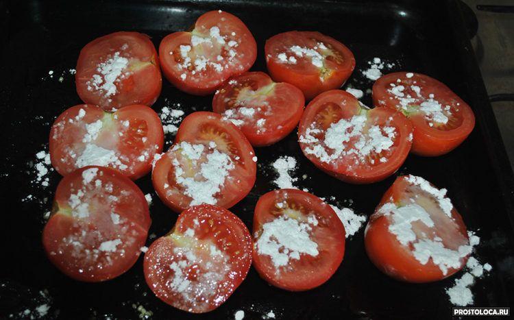 томатный суп 2