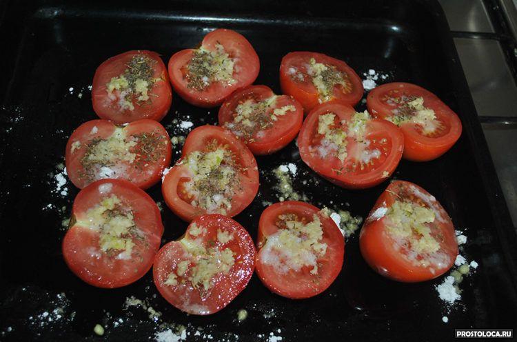 томатный суп 4